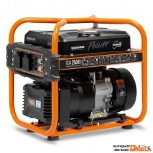 Бензиновый генератор Daewoo Power GDA 2600i