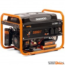 Бензиновый генератор Daewoo Power GDA 3500E