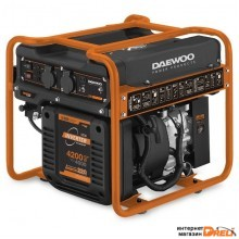 Бензиновый генератор Daewoo Power GDA 5600i