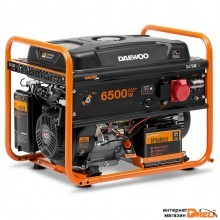 Бензиновый генератор Daewoo Power GDA 7500E-3