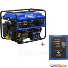 Бензиновый генератор ECO PE-9001ESA1