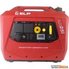 Бензиновый генератор ELP LH25i (красный)