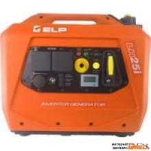 Бензиновый генератор ELP LH25i (оранжевый)