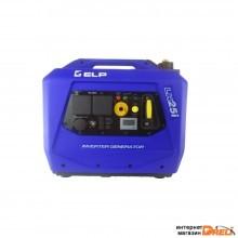 Бензиновый генератор ELP LH25i (синий)