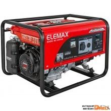 Бензиновый генератор Elemax (Sawafuji) SH7600EX-RS