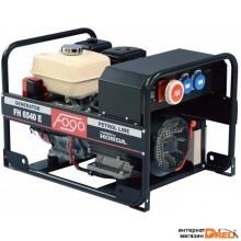 Бензиновый генератор Fogo FH 6540 E