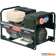 Бензиновый генератор Fogo FH 9540