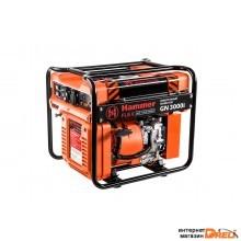 Бензиновый генератор Hammer GN3000i