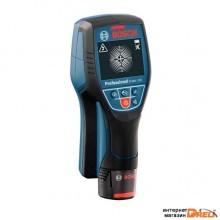 Детектор скрытой проводки Bosch D-tect 120 Professional (0601081300)