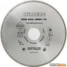 Диск алмазный Hilberg Super Metal Сorrect Cut 502125