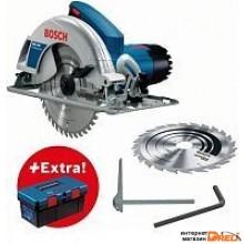 Дисковая (циркулярная) пила Bosch GKS 190 Professional 0615990L2E (с Toolbox PRO)