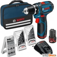 Дрель-шуруповерт Bosch GSR 10.8-2-LI Professional (0615990GA9)