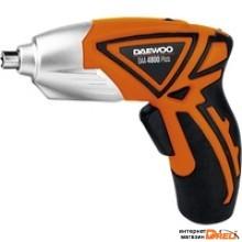 Электроотвертка Daewoo Power DAA 4800 Plus (с АКБ)