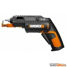 Электроотвертка Worx WX255 4V SD