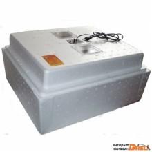 Инкубатор Несушка на 63 Аналог.терморегулятор 220+12В (автомат)