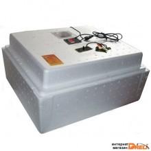 Инкубатор Несушка на 63 Цифровой терморегулятор 220+12В (автомат)