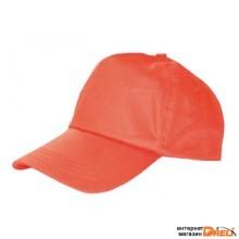 Кепка-бейсболка летняя (цв.красный)