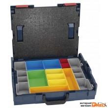 Кейс Bosch L-BOXX 102 set 12 pcs Professional [1600A001S3]
