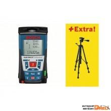 Лазерный дальномер Bosch GLM 250 VF + BS 150 Professional [061599402J]