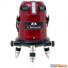 Лазерный нивелир ADA Instruments 6D Servoliner