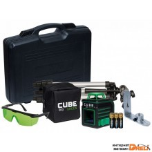 Лазерный нивелир ADA Instruments CUBE 2-360 Green ULTIMATE EDITION [A00471]