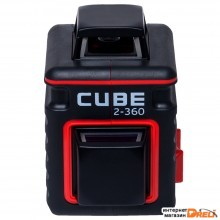 Лазерный нивелир ADA Instruments CUBE 2-360 ULTIMATE EDITION (A00450)