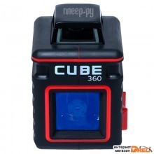 Лазерный нивелир ADA Instruments CUBE 360 BASIC EDITION (A00443)