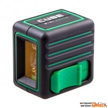 Лазерный нивелир ADA Instruments CUBE Mini Green Home Edition [A00498]