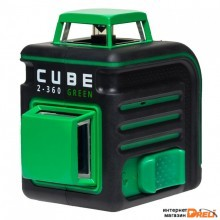 Лазерный нивелир ADA Instruments Cube 2-360 Green Professional Edition А00534