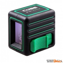 Лазерный нивелир ADA Instruments Cube Mini Green Basic Edition А00496