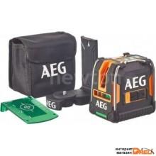Лазерный нивелир AEG Powertools CLG330-K 4935472255