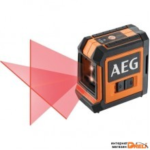 Лазерный нивелир AEG Powertools CLR215-B 4935472252