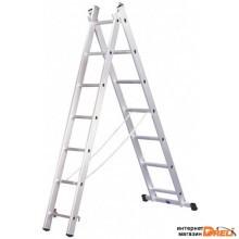 Лестница Dogrular Ufuk Pro 2x16 ступеней (411216)