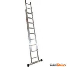 Лестница Dogrular Ufuk Pro 2x9 ступеней (411209)