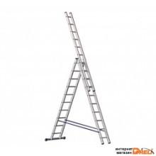 Лестница Dogrular Ufuk Pro 3x13 ступеней (411313)