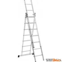 Лестница Dogrular Ufuk Pro 3x14 ступеней (411314)