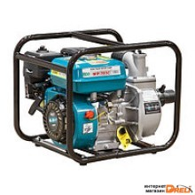 Мотопомпа бензиновая ECO WP-703C (для слабозагрязненной воды, 4,9 кВт, 700 л/мин, 2