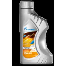 Моторное масло Gazpromneft Premium L 10W40 / 253142210 (1л)