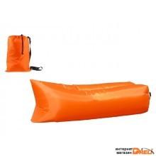 Надувной шезлонг (ламзак) Orange Sun, ARIZONE (длина: 260 см, ширина: 70 см) (28-190200)