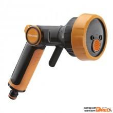 Пистолет-распылитель регулируемый FISKARS с 4 функциями (1020446)