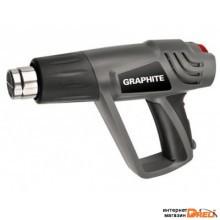 Промышленный фен GRAPHITE 59G524