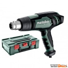 Промышленный фен Metabo HG 16-500 601067500 (с кейсом)