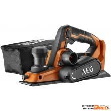 Рубанок AEG Powertools BHO18BL-0 4935464988 (без АКБ)