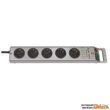 Сетевой фильтр Brennenstuhl Super-Solid-Line 1153340115