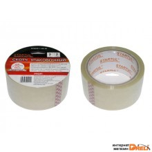 Скотч упаковочный прозрачный 48ммх50м STARTUL PROFI (ST9042-1-48-50)