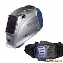Сварочная маска Fubag Blitz 5-13 PAPR I Visor Digital Natural Color