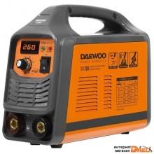 Сварочный инвертор Daewoo Power DW 260