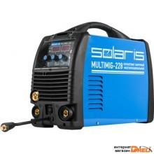 Сварочный инвертор Solaris MULTIMIG-228W2
