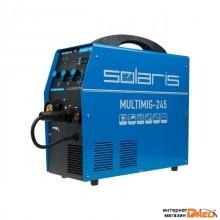 Сварочный инвертор Solaris MULTIMIG-245