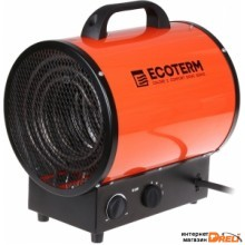 Тепловая пушка Ecoterm EHR-09/3E
